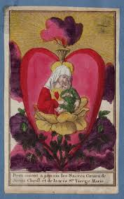 115 best sacred hearts of jesus and mary images on pinterest