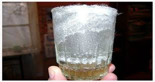 negative energy experiment a glass of water can revel the negative energy in your house