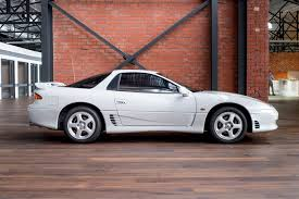 mitsubishi 3000gt 1992 mitsubishi 3000gt richmonds classic and prestige cars