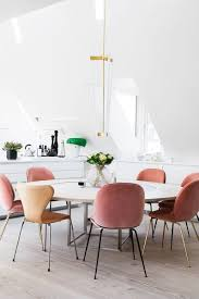 furniture splendid pink dining chairs pictures pink
