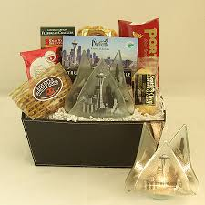 seattle gift baskets celebration gift baskets 16b the seattle gift basket with