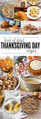 thanksgiving day recipes mm 178 domestically creative