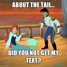 Mermaid Meme - 15 little mermaid jokes memes that will ruin your childhood