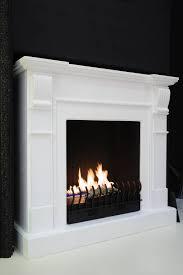 bio ethanol fireplace burner insert hotbox planika