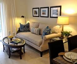 Living Room Ideas Small Apartment Home Decorating Interior - Small apartment design ideas