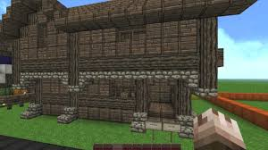 minecraft speed build medieval city part 6 storage house youtube