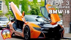 lexus lf lc vs bmw i8 top 3 best modified bmw i8 cars modification otomodief