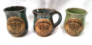 Mug Without Handle by Pottery Archives Artistsatheart