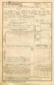 bureau de recrutement militaire registres matricules militaires archives départementales de