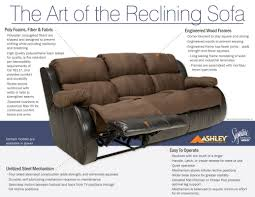 Full Reclining Sofa by Ash 278 Tambo Reclining Sectional