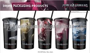 power rangers movie theater products coming power rangers now