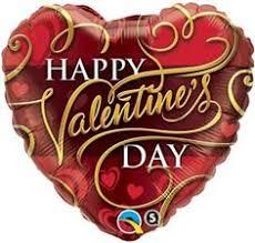 valentines day balloons wholesale 18 valentines black hearts non pkg foil balloon 5ct foil