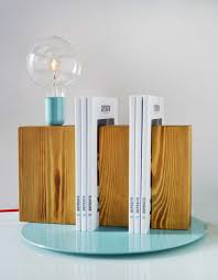 Bookcase Lamps Stand By Me Wooden Bookcase Desk Lamp Id Lights
