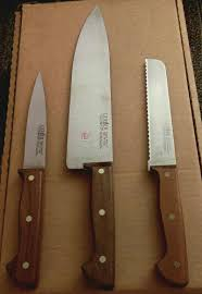 gerber 1980s kitchen knife trio for sale in maywood nj 5miles gerber 1980s kitchen knife trio