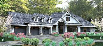 new craftsman house plans new look mountain retreat 16860wg architectural designs