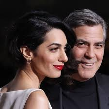 is amal clooney hair one length how to recreate amal clooney s faux bob