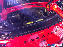 porsche gt3 engine 2017 porsche 911 gt3 launched priced at rs 2 31 crores motorbeam