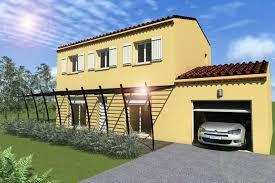 modele de terrasse couverte modèles de maisons de constructeur maison hermès vaucluse