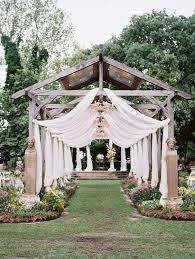 Outdoor Wedding Gazebo Decorating Ideas Unique Wedding Entranceway Decoration Ideas U2013 Weddceremony Com