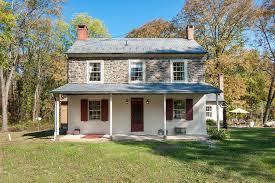 farmhouse or farm house fern rock bucks county stone farm house for sale in bucks county