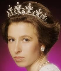 princess anne tiara mania princess anne of the united kingdom s diamond festoon