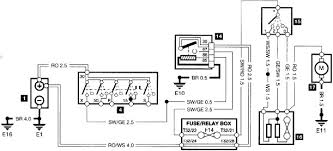 vw volkswagen caddy outside light control wiring diagram 58686