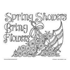 Easter Flower Coloring Pages - easter coloring pages