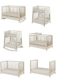 Bassinet Converts To Crib Coos Ahhs Ahhs The Overachiever Crib By Q Collection
