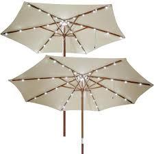 offset patio umbrella with led lights patio umbrellas solar led thelashopcom patio umbrella with lights