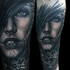 tony mancia u0027s tattoos striking realistic and surrealistic ink