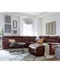 leather sectional sofa recliner stefana leather power reclining sectional sofa created for macy u0027s