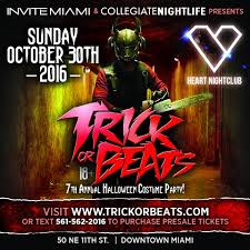 trick or beats home facebook
