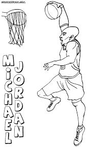 michael jordan coloring pages with michael jordan coloring pages