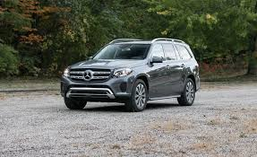 mercedes pic 2018 mercedes gls class in depth model review car and driver