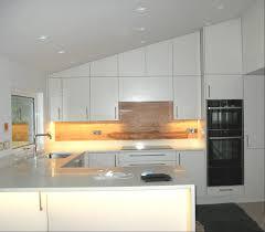 sloping ceiling kitchen still in progress david haugh