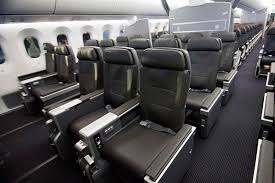 American Airlines Comfort Seats Boeing 787 9 789 Coach Mce U0026 Premium Economy Seat Service