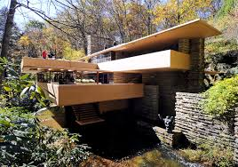 fallingwater one of 10 wright structures nominated for world