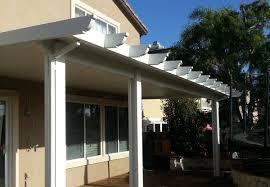 Aluminum Patio Awning Aluminum City San Diego Ca Gallery Patio Covers Window Awnings