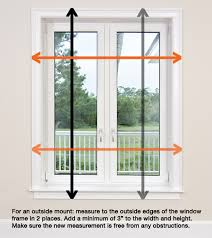 Measuring Window Blinds How To Find Cheap Window Blinds Home Makeover Diva The Home