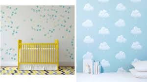 papier peint chambre b stylist inspiration papier peint chambre b charming peinture mur bebe 2 mixte 585x329 jpg
