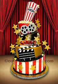 Movie Themed Cake Decorations Outrageous Cakes Special Occasion Cakes