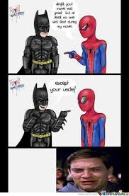 Peter Parker Memes - poor peter parker by gusta09 meme center