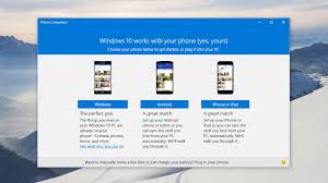 how to get android apps on windows phone windows 10 to feature integrated apps android and ios apps