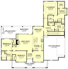 Corner Lot Duplex Plans Rockford House Plan U2013 House Plan Zone