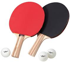 sporting goods ping pong table amazon com viper table tennis accessory set 2 rackets paddles and