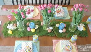 Easter Dinner Decorations by Wonderful Table Decorations For A Lovely Easter Brunch