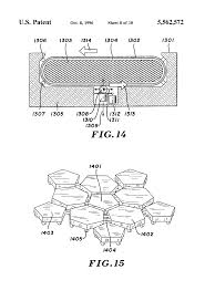 patent us5562572 omni directional treadmill google patents