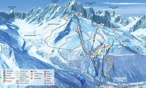 Alps On World Map by Early Snow Where U0027s The Best For Skiing In The Alps