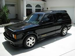 1992 1993 gmc typhoon with the same turbocharged engine this was