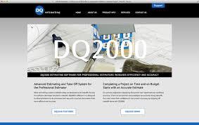 Home Design Software Estimating Web Design Development U0026 Cms For Dq Estimating Interaria